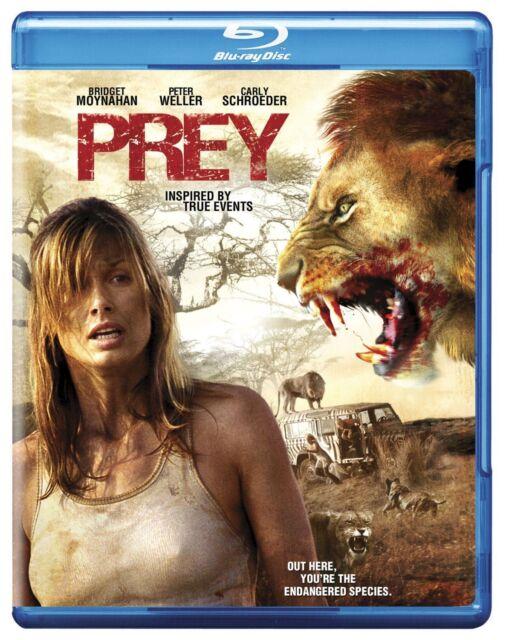 PREY (2007 Bridget Moynahan) -  Blu Ray - Sealed Region free