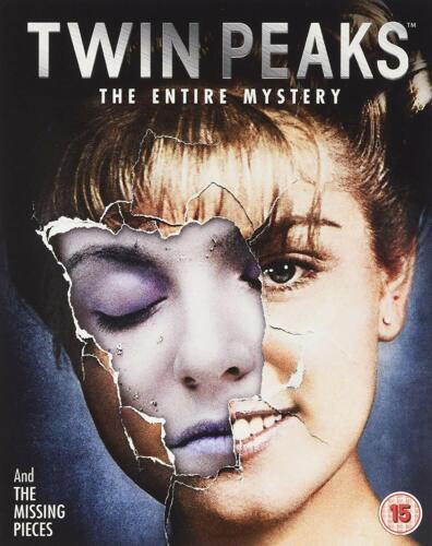 Twin Peaks - Das ganze Geheimnis Komplette Serie + Film -Deutsch Blu-ray NEU OVP