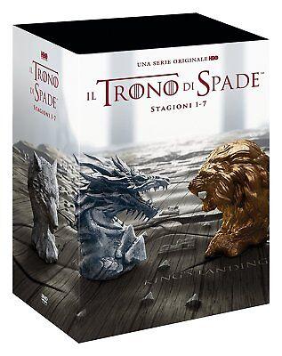 Il Trono di Spade - Stagioni 1-7 Complete - Stand Pack (35 DVD) - ITA SIGILLATO-