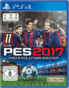 Pro Evolution Soccer 2017 (Sony PlayStation 4, 2016) - PES PS4 - Deutschland - Pro Evolution Soccer 2017 (Sony PlayStation 4, 2016) - PES PS4 - Deutschland