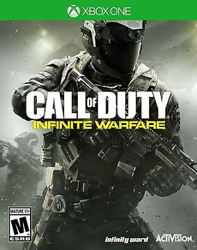 Call of Duty: Infinite Warfare - Standard Edition (PS or XBox)