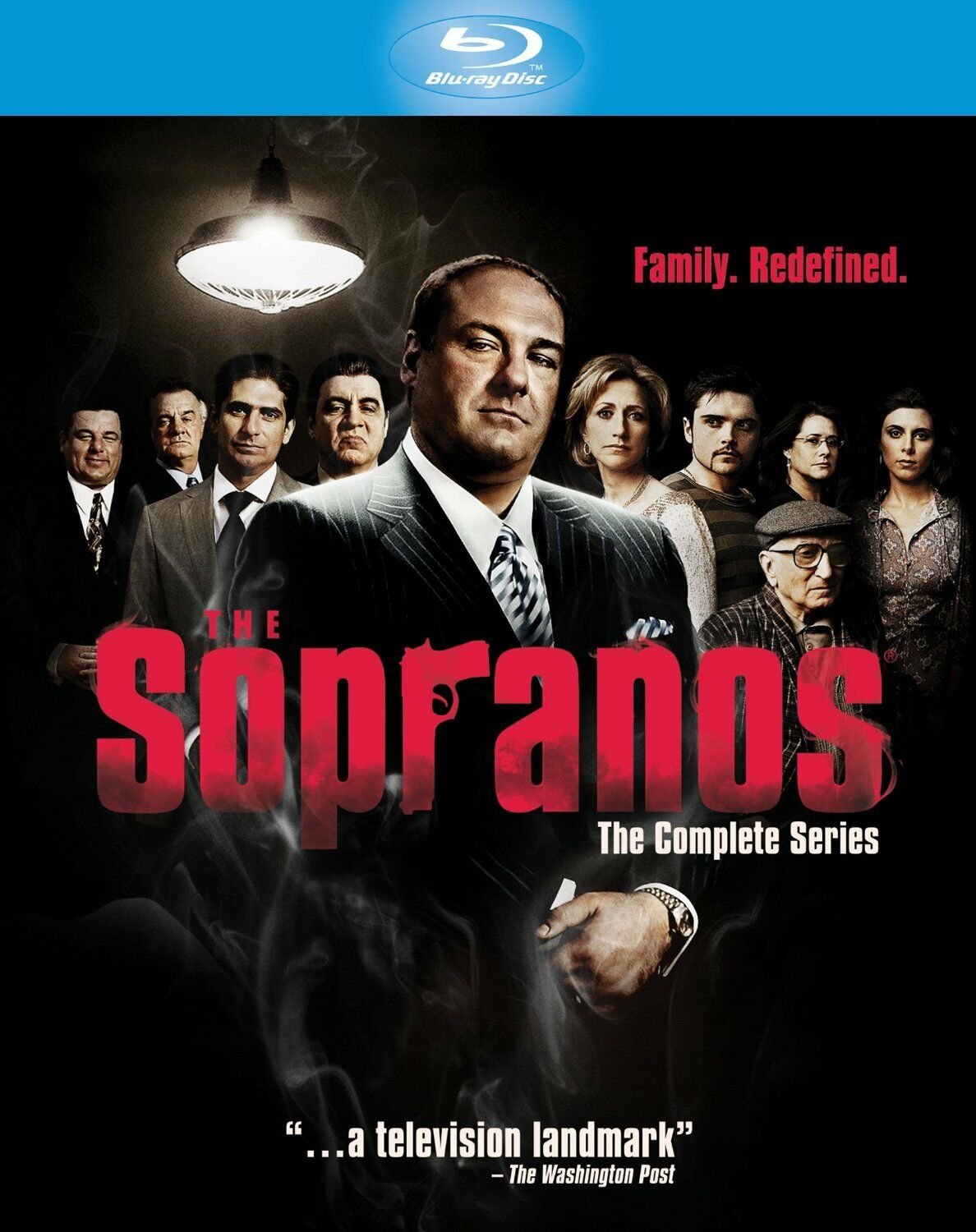 The Sopranos - Complete Series (Blu-Ray, 28 Discs, 1999, Region Free) *New*