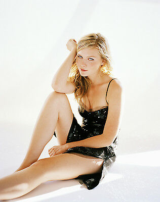 Kirsten Dunst 8X10 Glossy Photo Print   Kd4