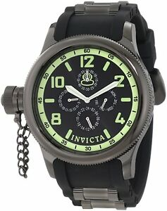Invicta Signature II Russian Diver Chronograph Mens Watch