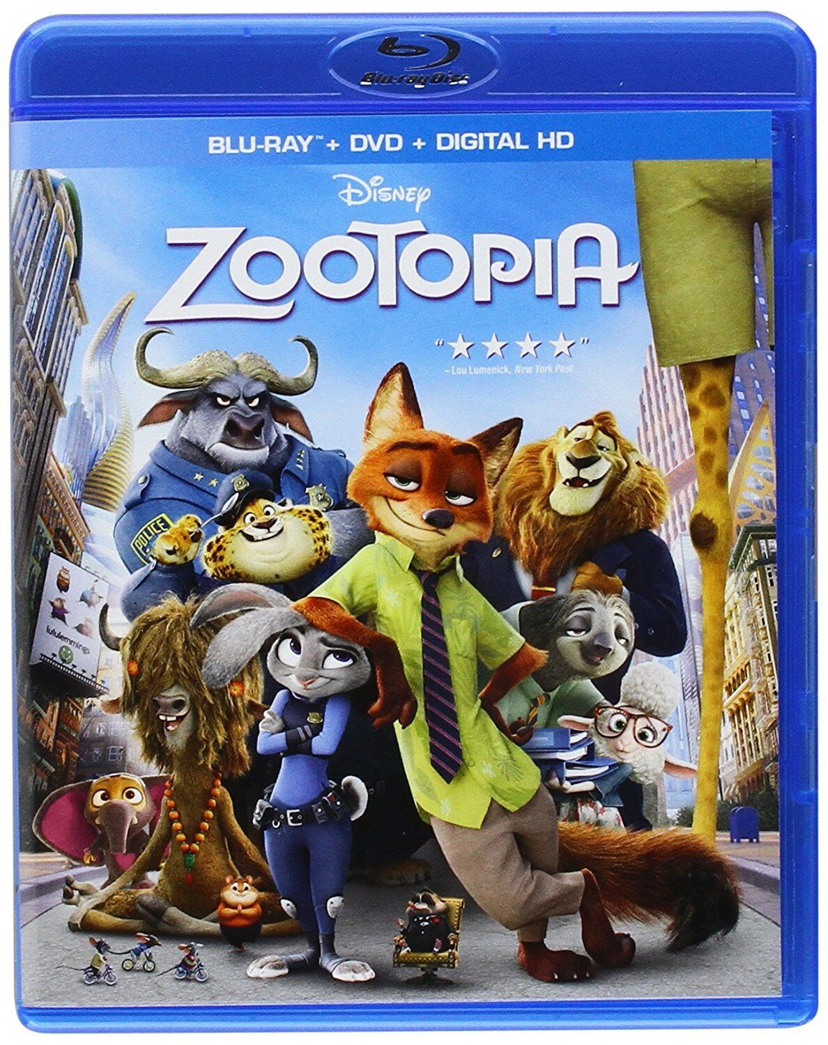 Disney's Zootopia  - NEW