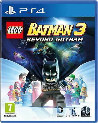 LEGO Batman 3 - Beyond Gotham For PS4 (New & Sealed) for sale  Shipping to Nigeria