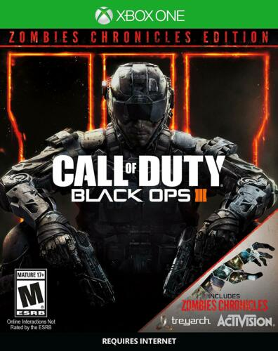 Call of Duty: Black Ops III Zombies Chronicles Edition Xbox One 88122