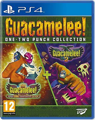Guacamelee! One-Two Punch Collection (PS4) Pre Order Out 10th July Brand New