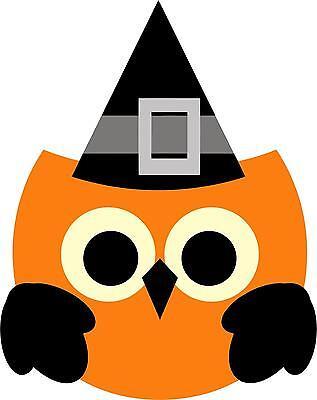 aufkleber sticker halloween gruselig auto motorrad deko macbooeule hut hexe kind - Halloween Hexe Kind
