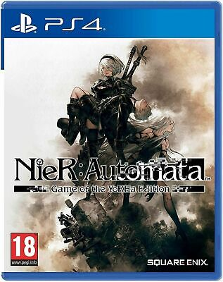 NieR: Automata Game of the YoRHa Edition PS4 PlayStation