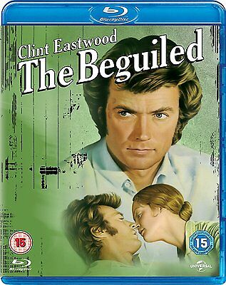 Clint Eastwood The Beguiled  Blu Ray   2016   Region Free   New