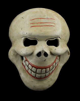 Mask Animist Citipati Tête de Death 25cm Tantric Himalayan Shaman 26751