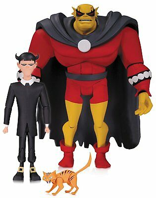 Dc Collectibles The New Batman Adventures  Etrigan With Klarion Action Figure