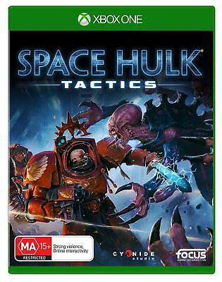 Space Hulk Tactics Warhammer 40,000 Board Game Adaptation For Microsoft XBOX One ()