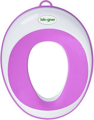 Training Toilet Seat, Potty Trainer For Boys And Girls, Purple