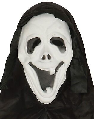 Hommes Rieur Tueur Film D'Horreur Déguisement Halloween Accessoire Masque