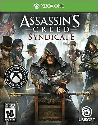Assassin's Creed: Syndicate Xbox One XB1 [Brand New]