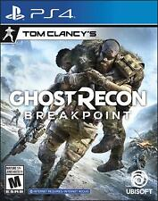 Ubisoft Tom Clancys Ghost Breakpoint - Playstation 4