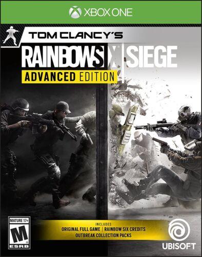 Tom Clancy's Rainbow Six Siege Advanced Edition Xbox One UBP50402156