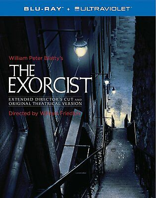 The Exorcist : Extended Director's Cut and Original Theatrical Version [Blu-Ray]