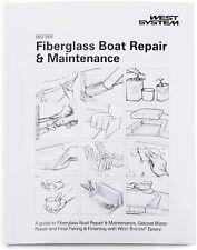 002-550 West Marine System Fiberglass Boat Repair