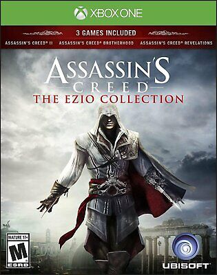 Microsoft Assassin's Creed Video Game - The Ezio Collection Trilogy - Xbox One
