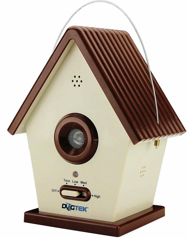 DOGTEK Sonic Bird House Bark Control Outdoor/Indoor - $20.99