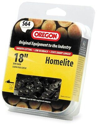"""Oregon Cutting Systems #S64 18"""" Low Profile Chain by"""