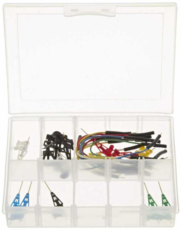 Pomona 72902 Micro SMD Grabber Test Clip Kit