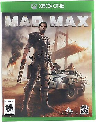 Mad Max - Xbox One - Brand New   Factory Sealed