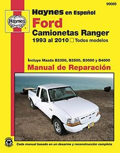 Ford ranger repair manual | ebay.