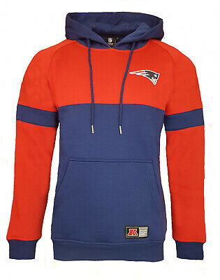 NFL New England Patriots Hoodie Mens S M L XL Official Team Apparel Hooded Top