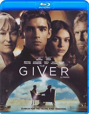 THE GIVER (JEFF BRIDGES, MERYL STREEP) *NEW BLU-RAY*](Jeff The)