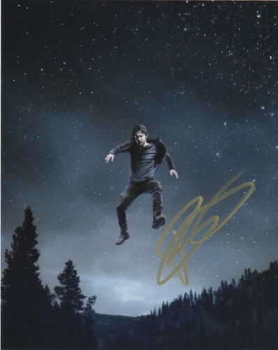 Bob Morley The 100 Autographed Signed 8x10 Photo COA P8F