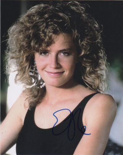 Elisabeth Shue Karate Kid Autographed Signed 8x10 Photo COA Q6H