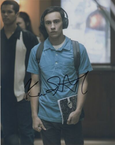 Keir Gilchrist Atypical Autographed Signed 8x10 Photo COA 2019-5