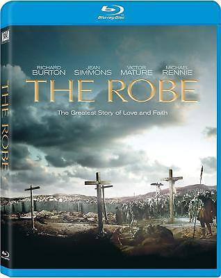 The Robe [Blu-ray] Christian Spiritual NEW Factory Sealed, Free Shipping - Religious Robe
