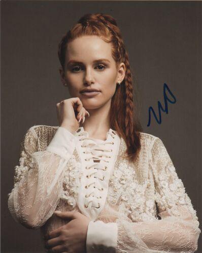 Madelaine Petsch Riverdale Autographed Signed 8x10 Photo COA #P5A