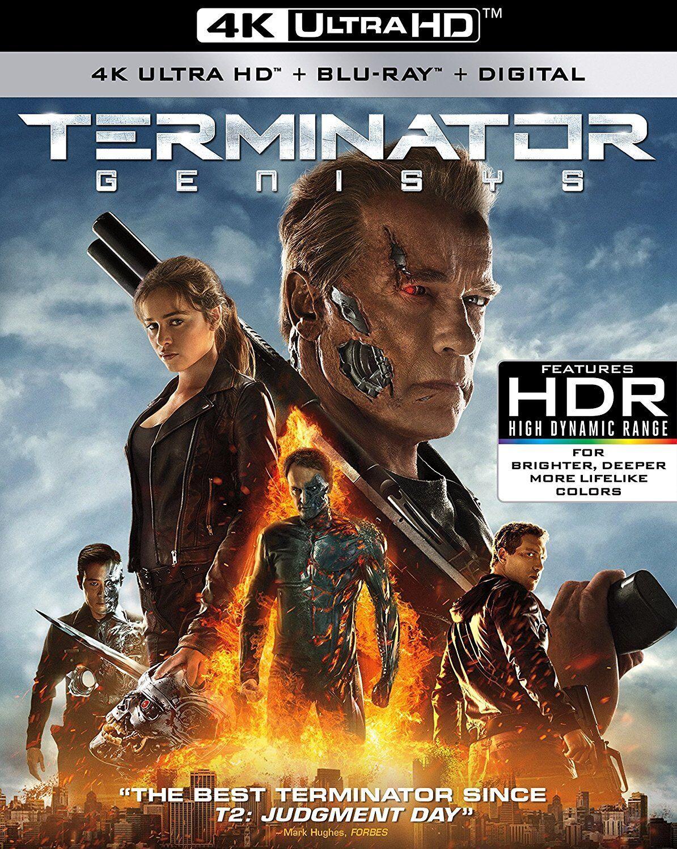 Terminator Genisys [Blu-ray] 1