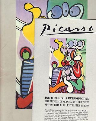Lot of PABLO PICASSO books, CATALOGUES articles SCULPTURE ceramics 1957-1996