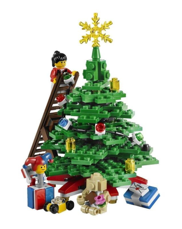 Lego Christmas Tree Ebay