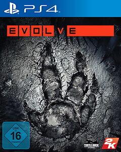 Evolve (Sony PlayStation 4, 2015, DVD-Box) - Herne, Deutschland - Evolve (Sony PlayStation 4, 2015, DVD-Box) - Herne, Deutschland