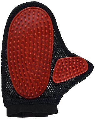 FOUR PAWS MAGIC COAT RED LOVE GLOVE GROOMING MITT DOG CAT HAIR. FREE SHIP USA Magic Coat Glove