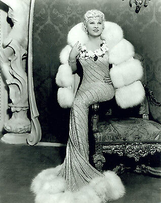 Mae West 8X10 Glossy Photo Picture Image  4
