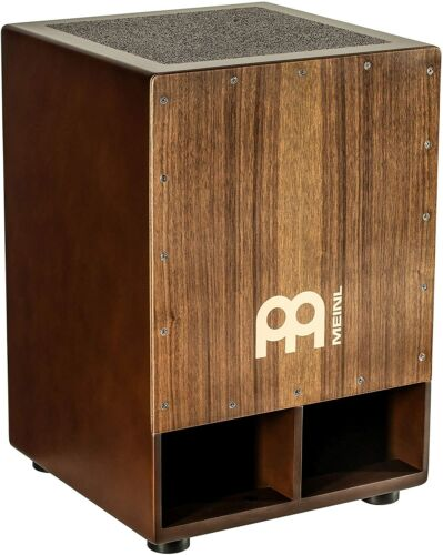 Meinl Percussion Custom Jumbo Bass Cajon - Walnut - SUBCAJ5WN