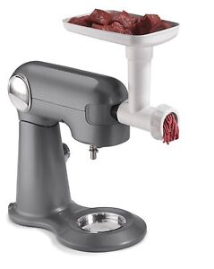 Cuisinart Meat Grinder Stand Mixer Attachment for Model SM-50, MG-50