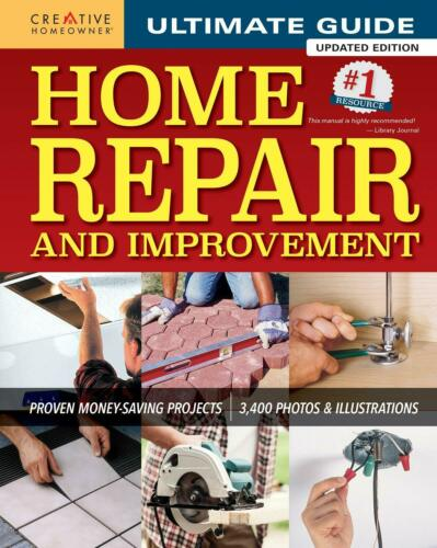 Ultimate Guide to Home Repair and Improvement, Updated Edition: >> Kindle