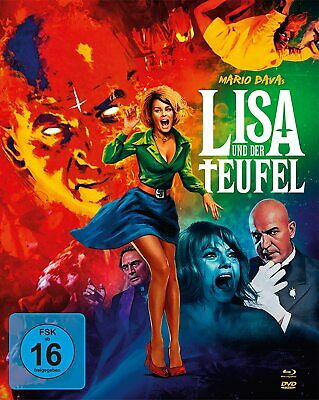 Lisa und der Teufel - Mario Bava - Mediabook/Limited Collector's Edition Bluray
