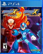 Capcom Mega Man X Legacy Collection 1 + 2 (PlayStation 4)