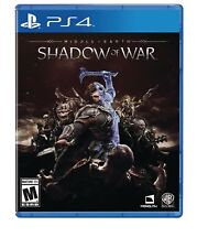Warner Brothers Middle Earth: Shadow Of War (PlayStation 4)